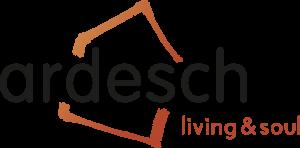 ardesch living en soul logo