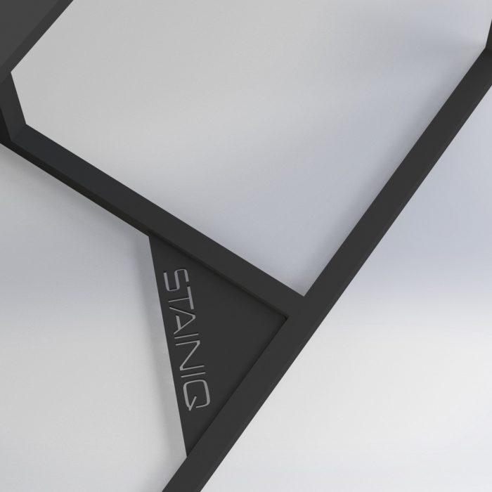 stainiq logo in living xl salontafel