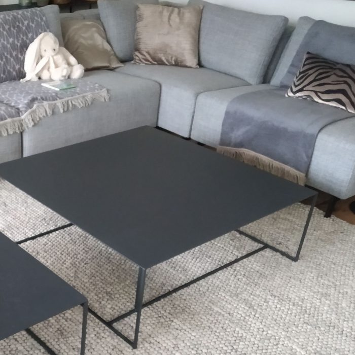 metalen salontafel living xl van stainiq